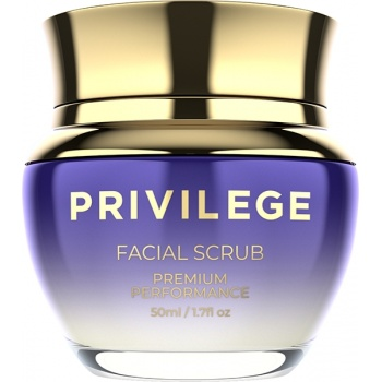 Privilege Facial Scrub (50 ml)